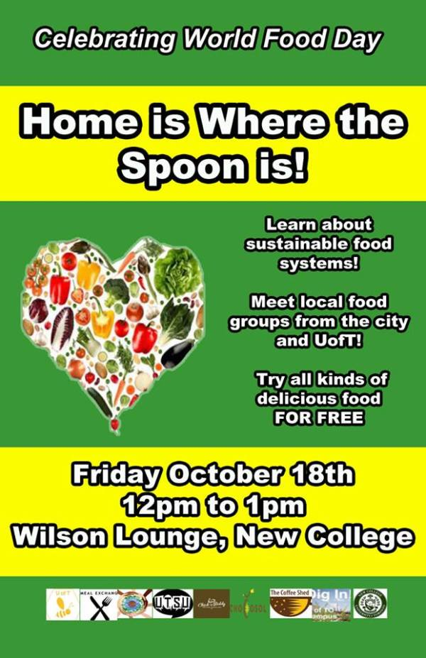 Home Is Where The Spoon Is